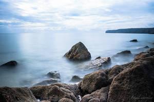 calm sea by isischneider
