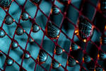 Mesh Web Droplets