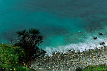 Pebble Stone Beach by isischneider