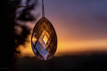 pendant in the sun