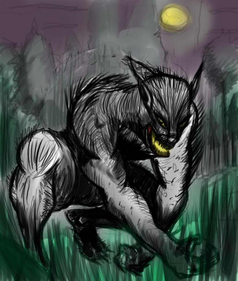 2. Werewolf by MilleniumPuppet