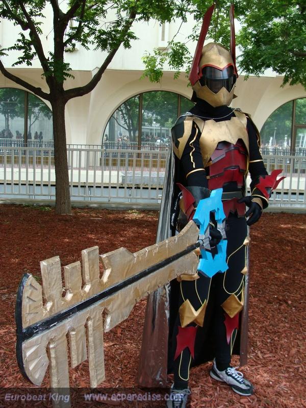 Kingdom Hearts Terra Cosplay By Thegadgetfish On Deviantart