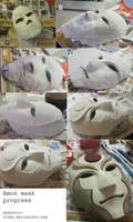 Amon mask progress