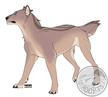 Canine Adopt - OPEN by MetaphysicalMonsters