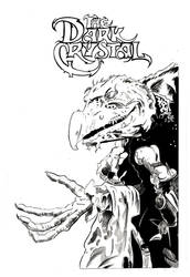 The Dark Crystal by strawmancomics