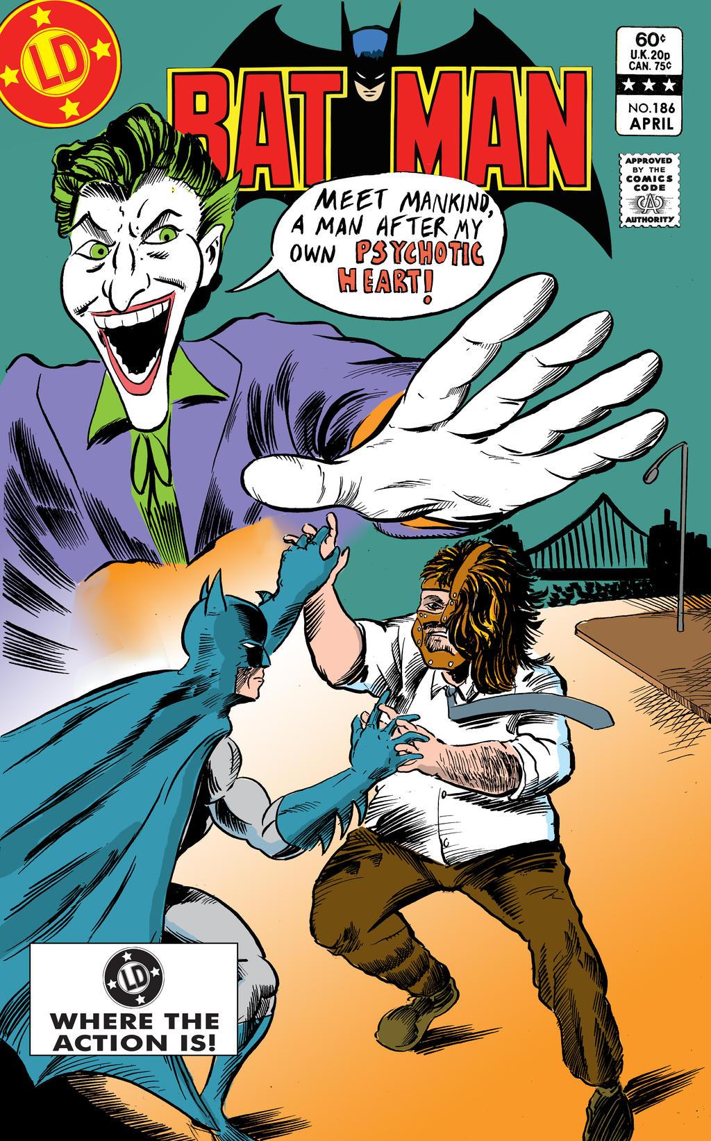 Joker, Kind to Mankind by strawmancomics