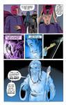 Magneto's Secret by strawmancomics