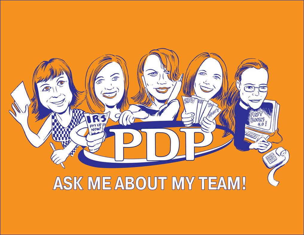 Pdp by strawmancomics