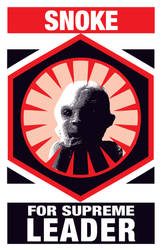 Snoke! For Supreme Leader