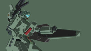 RGM-89D Jegan D Type by NyxPhenex