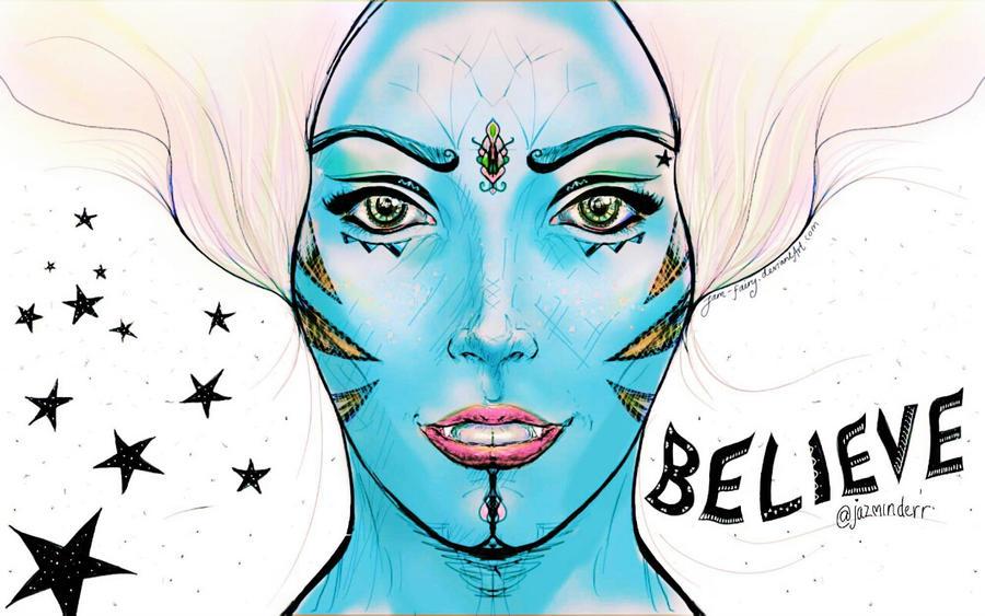 Believe Colour 2 Avatar by JaM-FaiRY