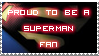 Superman Fan by Sl1mSh4dy