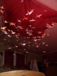 origami by tsubameyuri