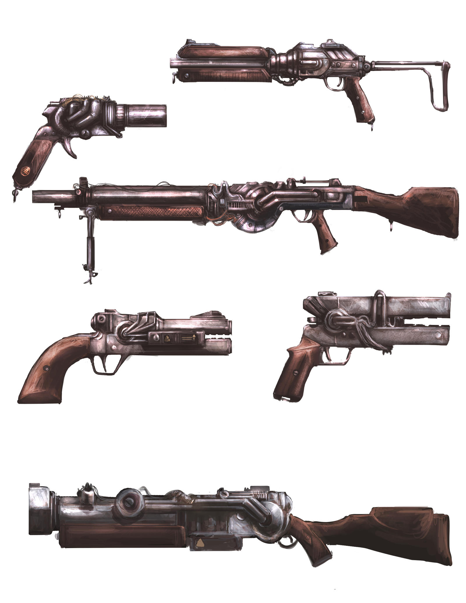 Displaying 16 gt images for sci fi weapons concept art