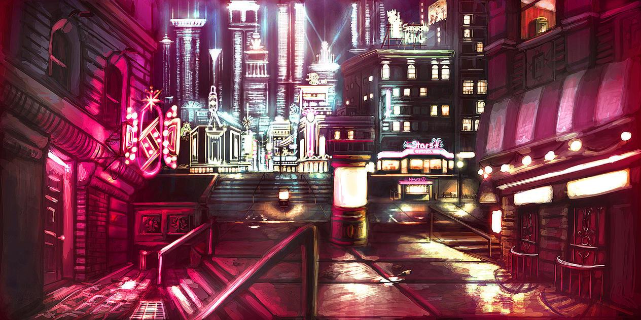 Toronto Concept re colorized by BoxofLizards