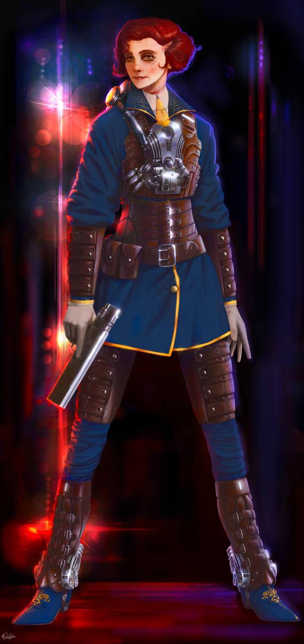Alicia Redesign