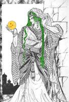 zarbon the pretty concubine by amaranthe333