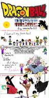 Dragon Ball Z Meme -inc- by amaranthe333