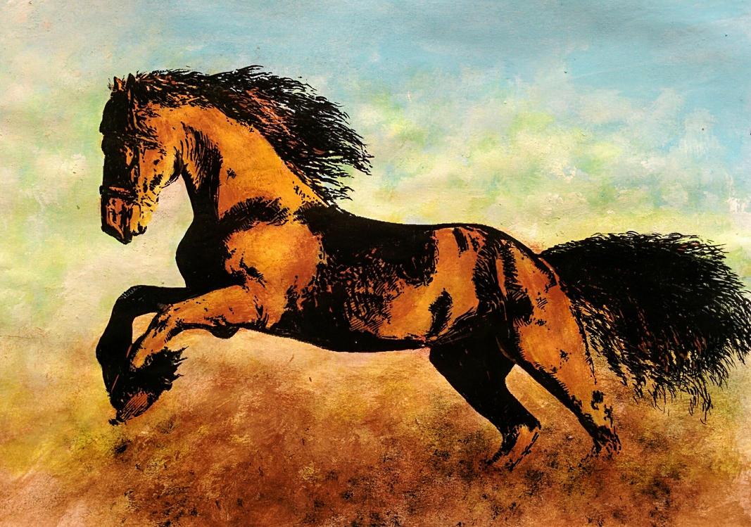Horse by yrumad