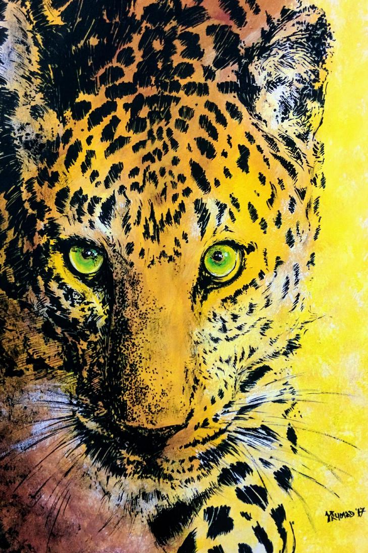 Leopard by yrumad