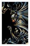 Batman by Philip Tan by pixeltease