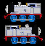 My Sprite Trainsona