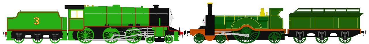 Henry and Emily by SamTheThomasFan3