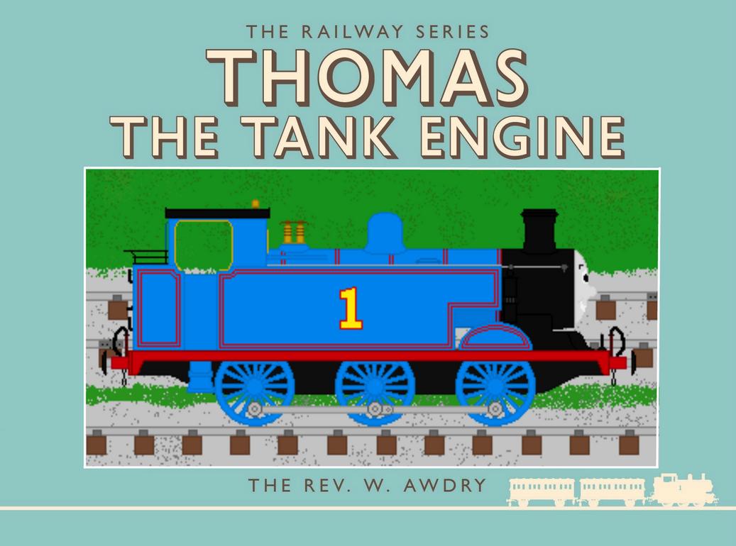 RWS Thomas The Tank Engine 2016 Fan-made Cover by SamTheThomasFan3