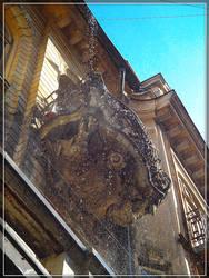 Lipscani balcony by filipilie