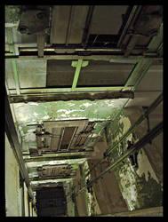 Casa liftului verde by filipilie