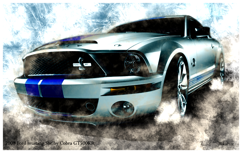 Ford Mustang Shelby Cobra by carloscgc