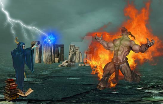 A Druids Summoning