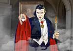 Dracula1 by stephenpryor