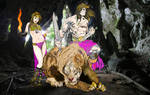 A Barbarian by stephenpryor