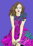 Emma Watson by stephenpryor