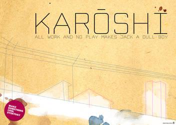 Karoshi by bitstarr