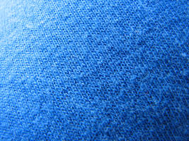 blue fabric by bitstarr