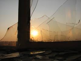broken glass by bitstarr