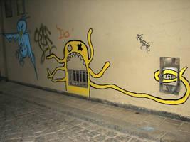 street horror by bitstarr