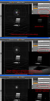 Daz Studio's Linear Point Light Lesson