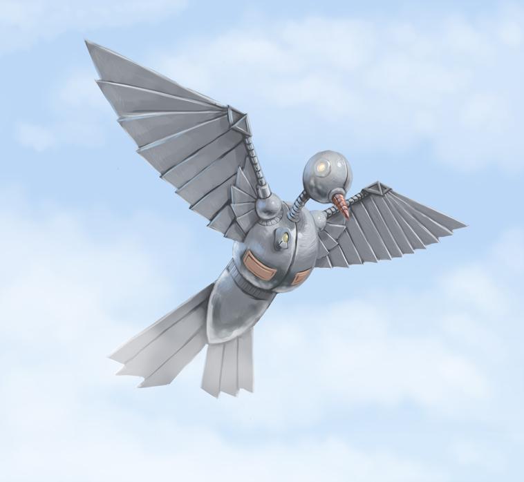 "[AVENTURA INICIAL] ""Principes y Truhanes "" [Ciudad Catedral, 15 de noviembre - 897 d.g.] Robot_pigeon_by_tobba-d3ku6t8"