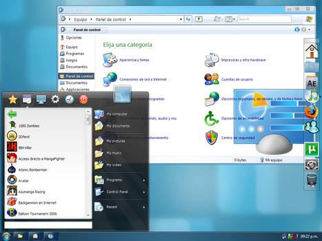 Windows 7 a la Magnus