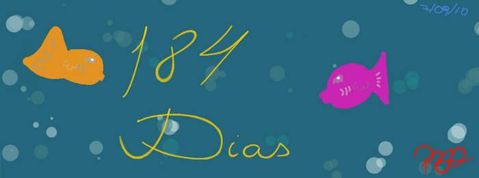 184 Days Felices :D