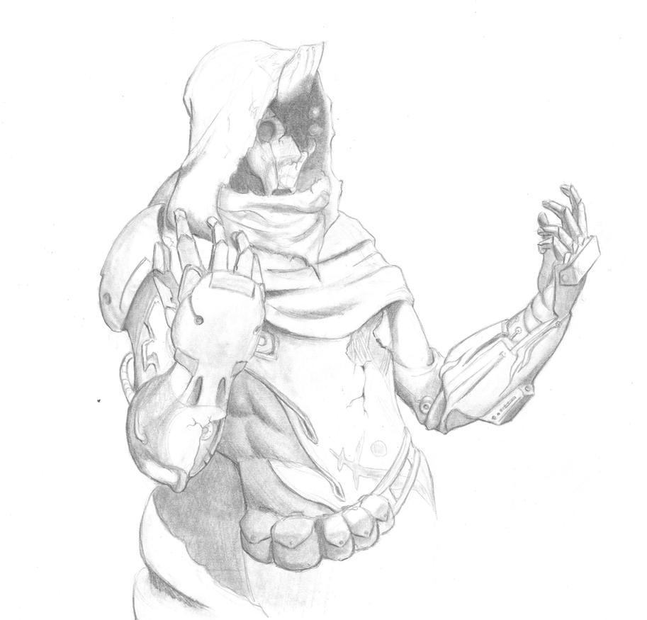 Meznite Ixion by Gray-philosophy