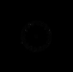 Ring of Alphabetical symbols - Dscript text art by dscript