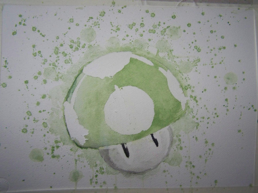 1 up Water Color by KADIOUS