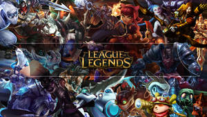 League of Legends Wallpaper [HD]