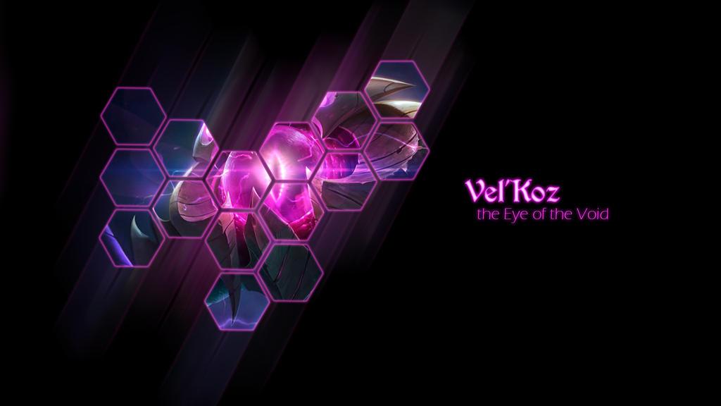 Vel'Koz wallpaper [HD]