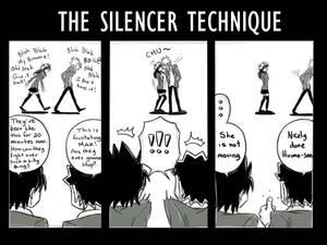 The Silencer Technique