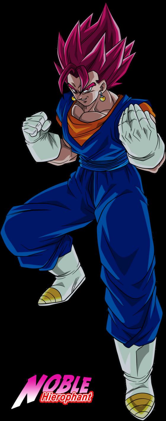 Super Saiyan God Vegito